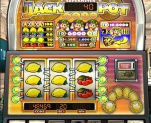Jackpot 6000 spel