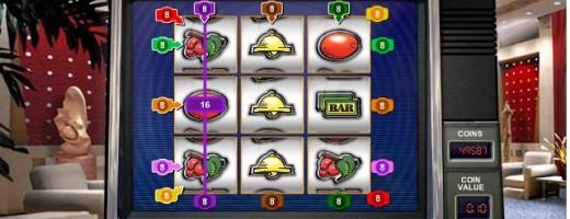 Lucky 8 Line Spelautomat