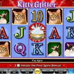 Kitty Glitter Spelautomat