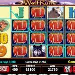 Wolf Run Spelautomat